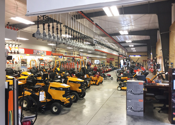 Mount Airy Saw & Mower, Commercial Retail Space