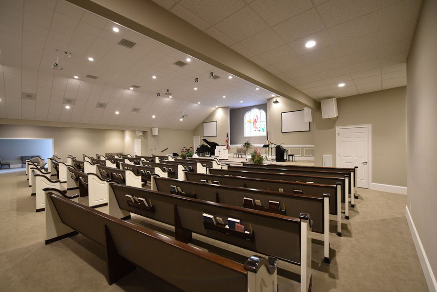 Dobson Church of Christ Worship Center